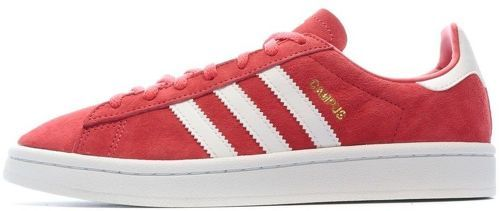 basket adidas campus rouge