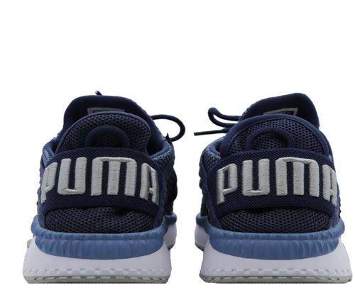 PUMA-Tsugi Netfit Acqua Chaussures bleues homme Puma-image-3