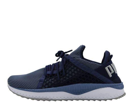PUMA-Tsugi Netfit Acqua Chaussures bleues homme Puma-image-2