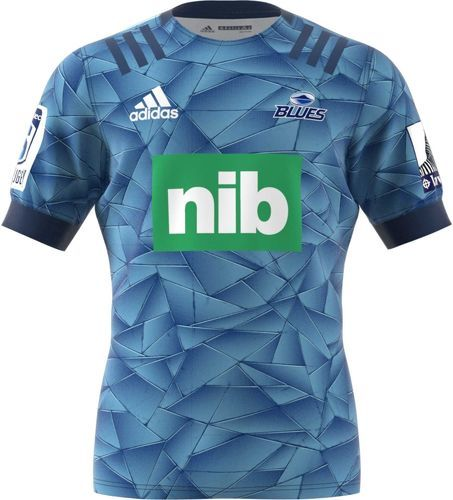 Maillot Rugby Replica Blues 2020 adidas