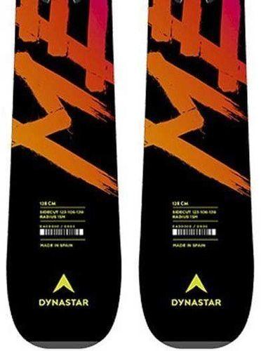 DYNASTAR-Pack Ski Dynastar Menace Team Jr + Fixations Xp Jr7 Noir Homme-image-4