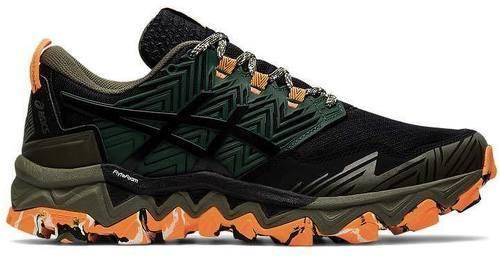 chaussure trail asics trabuco femme