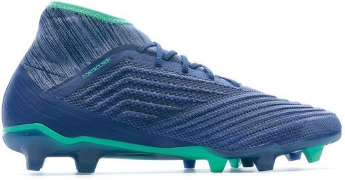 Predator 18.2 FG Chaussures de foot bleu homme Adidas