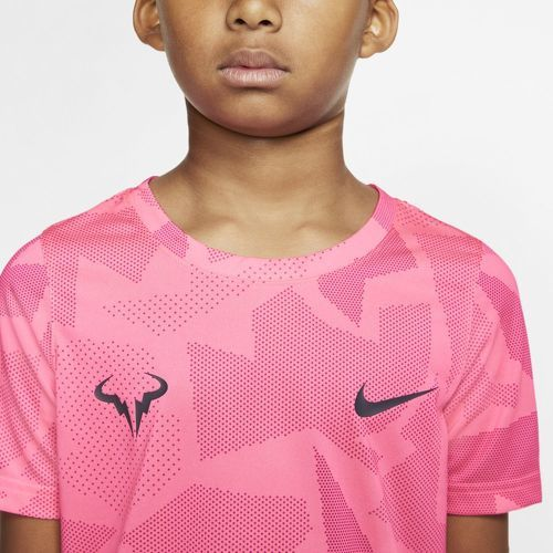 t-shirt nadal nike junior ao 2015