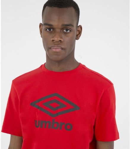 UMBRO-T-shirt Coton Big Logo-image-3