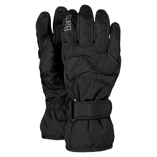barts-BARTS BASIC SKIGLOVES BLACK GANTS-image-1