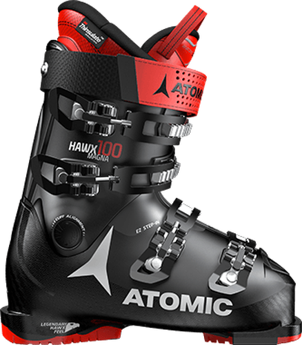 ATOMIC-CHAUSSURES ATOMIC HAWX MAGNA 100 - BLACK/RED 2020-image-1