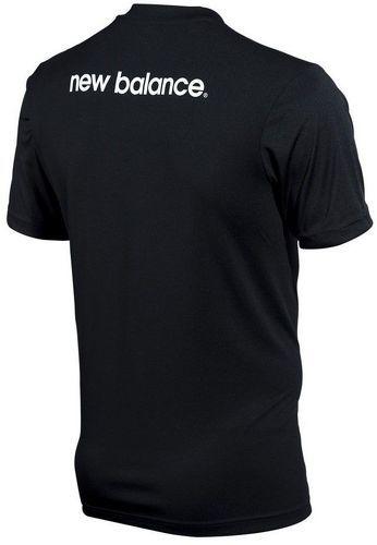 NEW BALANCE-Standard de Liège Maillot Foot Noir Garçon New Balance-image-2