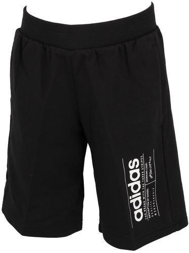 ADIDAS-Bb black short jr-image-1