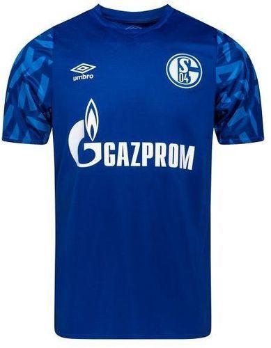UMBRO-Fc Schalke 04 Home Jy Ss 2019/2020-image-1