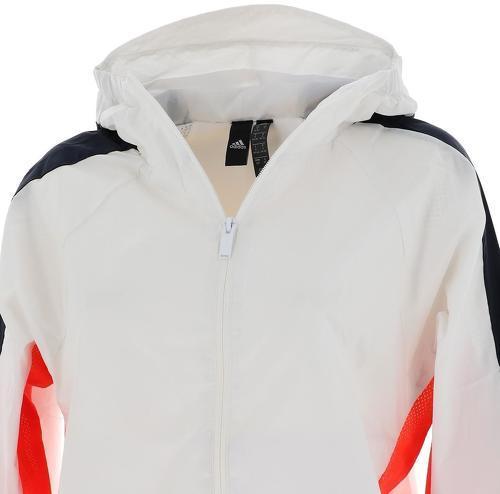 ADIDAS-W n d white navy veste lady-image-3