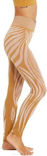 YOGA SEARCHER-Legging jacquard base cupro WILD-image-3