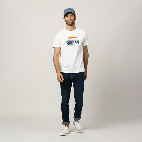 Oxbow-Tee-Shirt TEKSO - Blanc-image-2
