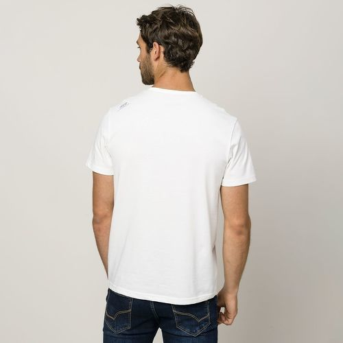 Oxbow-Tee-Shirt TEKSO - Blanc-image-3