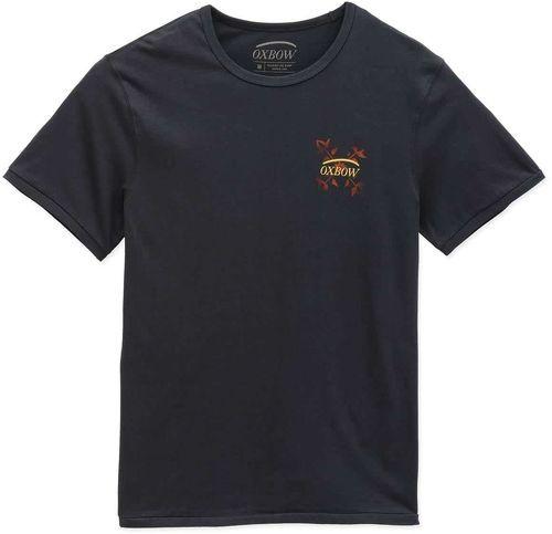Oxbow-Tee-Shirt TROPE - Noir-image-2