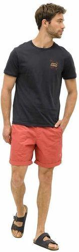 Oxbow-Tee-Shirt TROPE - Noir-image-3