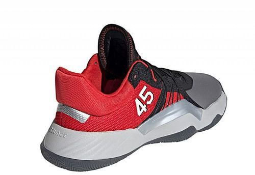 "ADIDAS-Chaussure de Basketball adidas D.O.N. Issue 1 ""MLK Day"" Rouge pour homme-image-3"