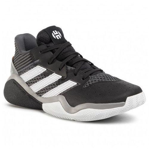 ADIDAS-Chaussure de Basketball adidas James Harden Stepback Noir pour Junior-image-2