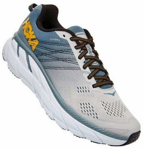 HOKA ONE ONE-Clifton 6 - Chaussures de running-image-2