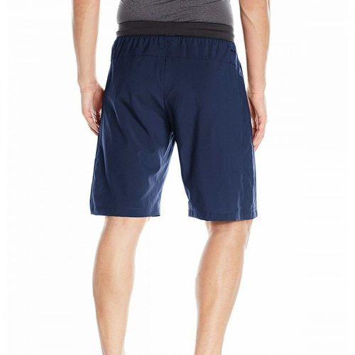 Short Marine Homme Adidas D2M 3S