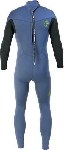 Soöruz Surfwear-Combinaison FLY 3/2 Back-Zip jr-image-4