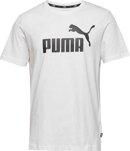 PUMA-Ess logo tee-image-1