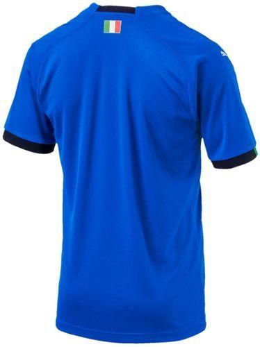 PUMA-Maillot Bleu Italie FIGC Homme Puma Replica Domicile 2018/2019-image-2