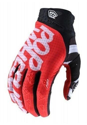 Troy lee designs-TLD Gants Air Pop Wheelies - Red-image-1