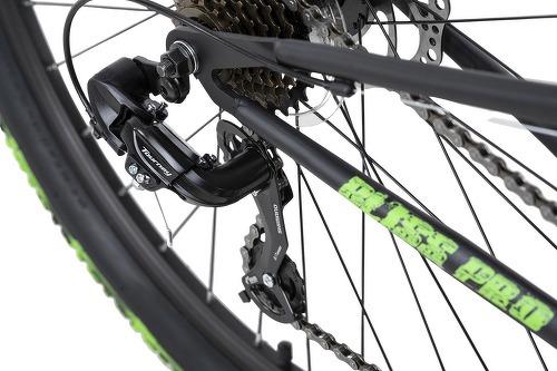 KS Cycling-VTT Tout Suspendu 27,5'' Bliss Pro noir-vert TC 46 cm KS Cycling-image-3