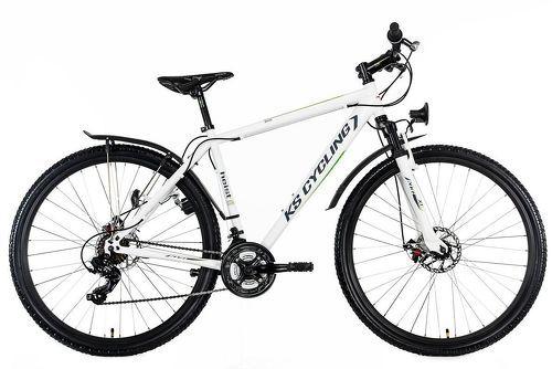 KS Cycling-VTT semi-rigide ATB Twentyniner 29'' Heist blanc TC 51 cm KS Cycling-image-1