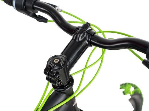 KS Cycling-VTT Tout Suspendu 26'' Bliss Pro noir-vert TC 46 cm KS Cycling-image-4