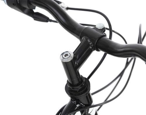 KS Cycling-VTT tout suspendu 26'' Crusher noir-blanc TC 44 cm KS Cycling-image-5