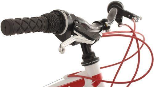 KS Cycling-VTT tout suspendu 26'' Topeka blanc-rouge TC 44 cm KS Cycling-image-5