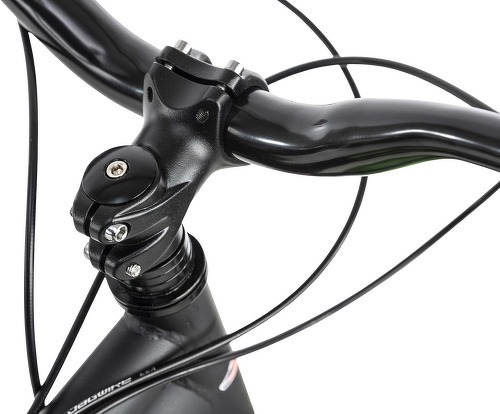 KS Cycling-VTT Tout Suspendu 27,5'' Bliss Pro noir-vert TC 46 cm KS Cycling-image-4