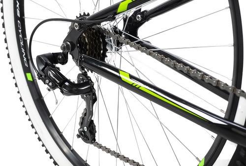 KS Cycling-VTT tout suspendu 26'' Scrawler noir TC 51 cm KS Cycling-image-3