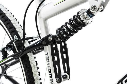 KS Cycling-VTT tout suspendu 26'' Scrawler blanc TC 51 cm KS Cycling-image-4