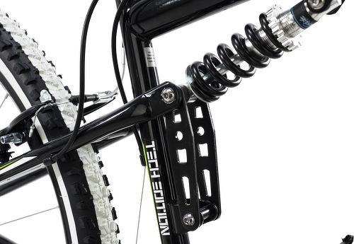 KS Cycling-VTT tout suspendu 26'' Scrawler noir TC 51 cm KS Cycling-image-4