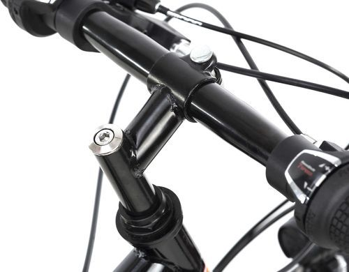 KS Cycling-VTT tout suspendu ATB 26'' Crusher noir-vert TC 46 cm KS Cycling-image-4