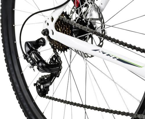 KS Cycling-VTT semi-rigide ATB Twentyniner 29'' Heist blanc TC 51 cm KS Cycling-image-3