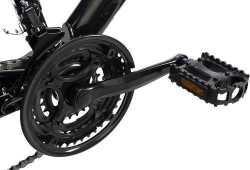 KS Cycling-VTT tout suspendu 26'' Zodiac noir-blanc TC 48 cm KS Cycling-image-2
