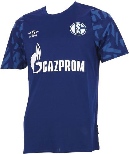 UMBRO-Maillot Fc Schalke 04 Home Jy 2019/2020 Homme-image-3