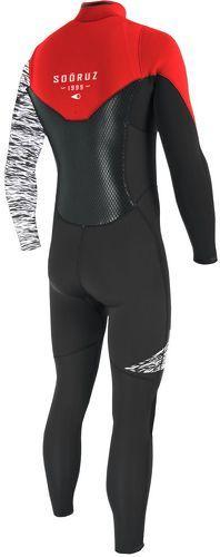 Soöruz Surfwear-Combinaison 3/2 FIGHTER Chest-zip jr-image-2
