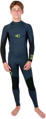 Soöruz Surfwear-Combinaison FLY 3/2 Back-Zip jr-image-1