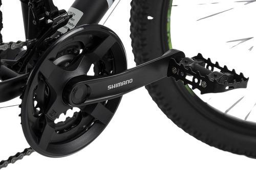 KS Cycling-VTT semi-rigide 26'' Xceed noir-vert TC 42 cm KS Cycling-image-2