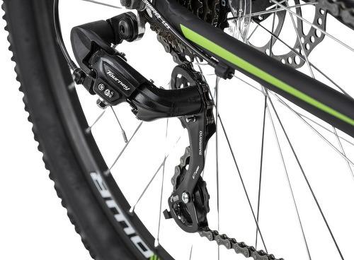KS Cycling-VTT semi-rigide 26'' Xceed noir-vert TC 42 cm KS Cycling-image-3