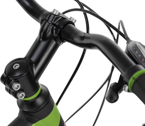 KS Cycling-VTT semi-rigide 26'' Xceed noir-vert TC 42 cm KS Cycling-image-4
