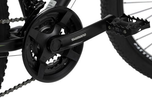 KS Cycling-VTT semi-rigide 27,5'' Xceed noir-vert TC 42 cm KS Cycling-image-2