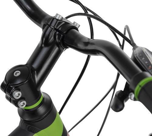 KS Cycling-VTT semi-rigide 27,5'' Xceed noir-vert TC 42 cm KS Cycling-image-4