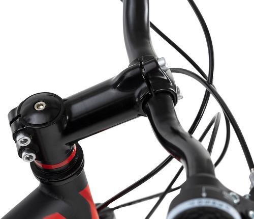 KS Cycling-VTT semi-rigide 26'' Xtinct noir-rouge TC 50 cm KS Cycling-image-4