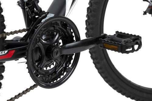 KS Cycling-VTT semi-rigide 26'' Xtinct noir-rouge TC 50 cm KS Cycling-image-2